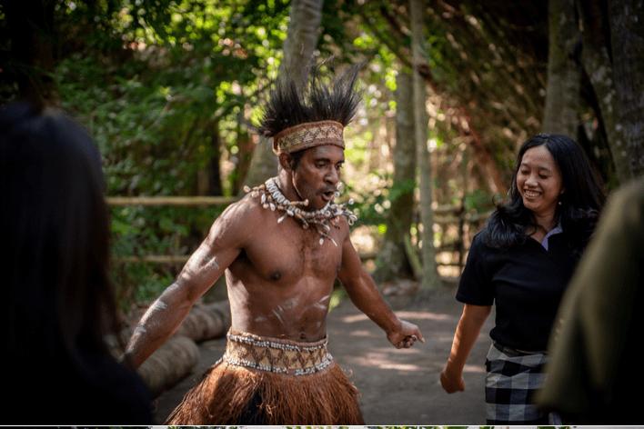 Gerakan-Tarian-Papua