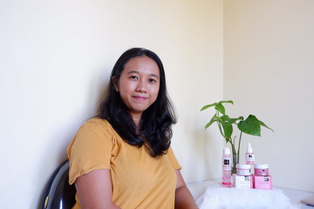 Scarlett-Whitening-face-Care- Brightly-Series